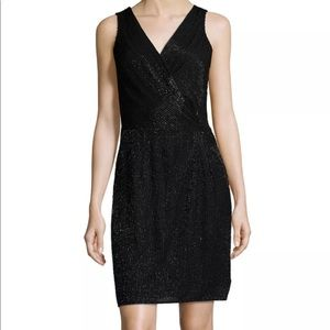 Dvf lyndsay embellished dress